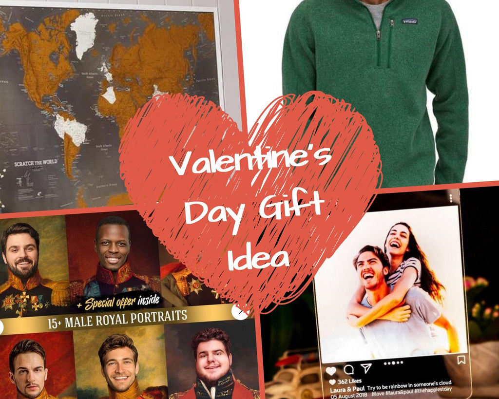 Unique Valentine's day gift guide for men