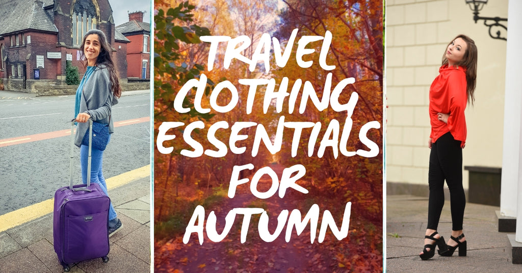 Travel Clothing Combos For Autumn: The Essential Guide by Kameleon Rose🍂🍀😊
