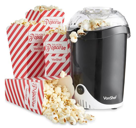 Popcorn machine, gift ideas for man, gift list for Valenetine 2021, best gift for him, unique gift for man