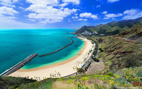 Beaches of Santa Cruz, Tenerife