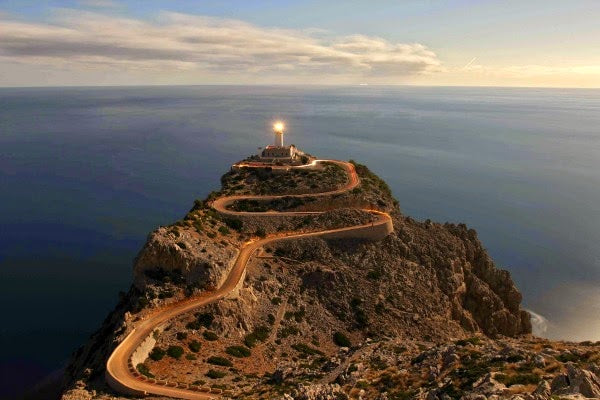 Lighthouse of Cap Formento, Mallorca