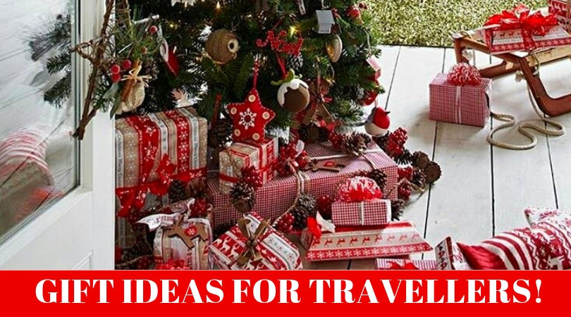 Traveler Gift Guide For Christmas 2017!