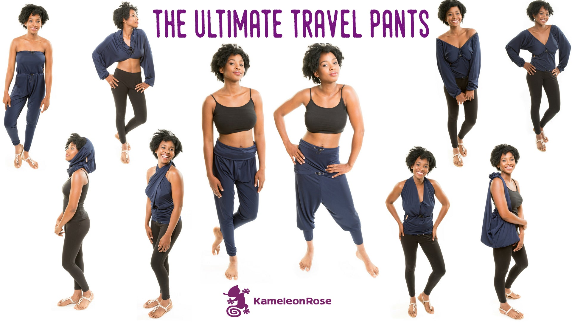 The Ultimate Travel Pants