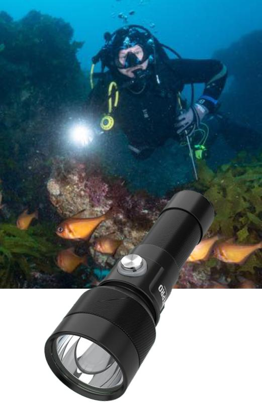 Handheld Dive Torches