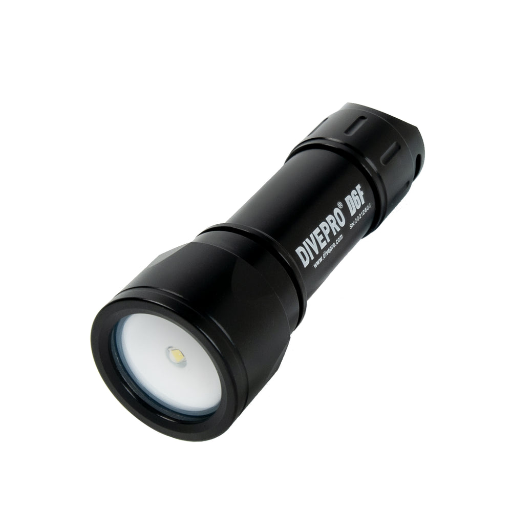 DIVEPRO D6F Video Light (1,000 lumens)