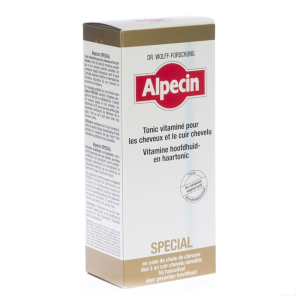 Alpecin Special Lotion 200 Ml - Alcina Cosmetic Belux - InstaCosmetic