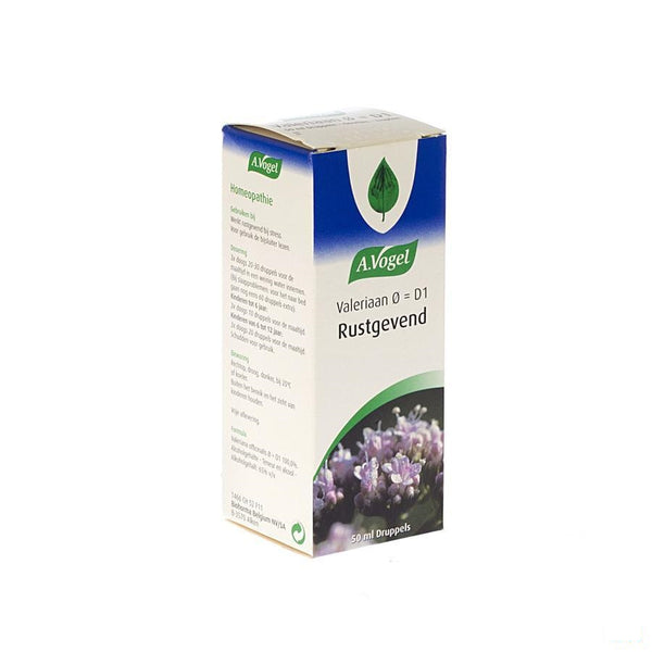 Vogel Valeriaan Tm Druppels 50 Ml - A. Vogel - InstaCosmetic