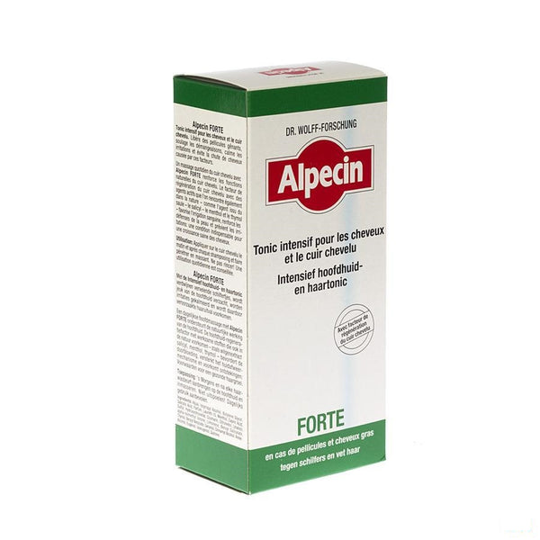 Alpecin Forte Lotion 200ml 20312 - Alcina Cosmetic Belux - InstaCosmetic