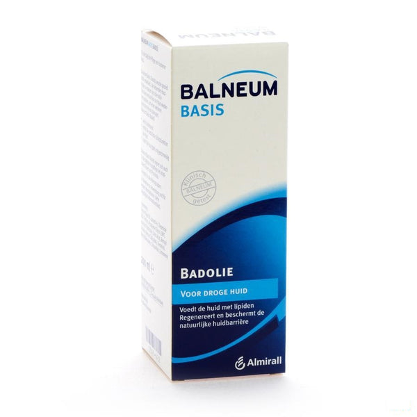 Balneum Basis Badolie 200ml - Almirall - InstaCosmetic