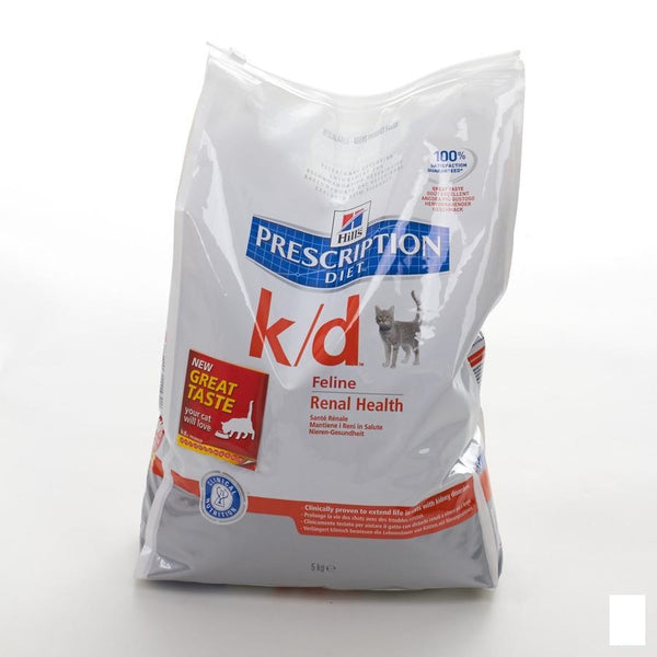 Hills Prescrip.diet Feline Kd 5kg 4308m - Hill's Pet Nutrition - InstaCosmetic