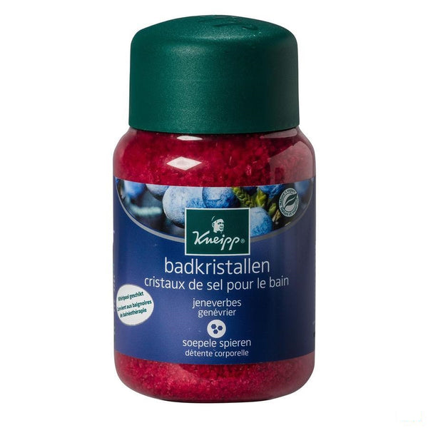 Kneipp Badzout Jeneverbes 500g - Kneipp Belgie - InstaCosmetic