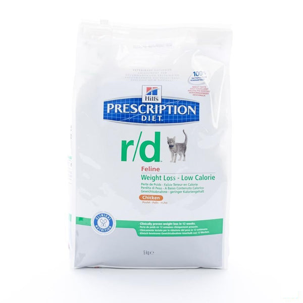 Hills Prescrip.diet Feline Rd 5kg 4318m - Hill's Pet Nutrition - InstaCosmetic