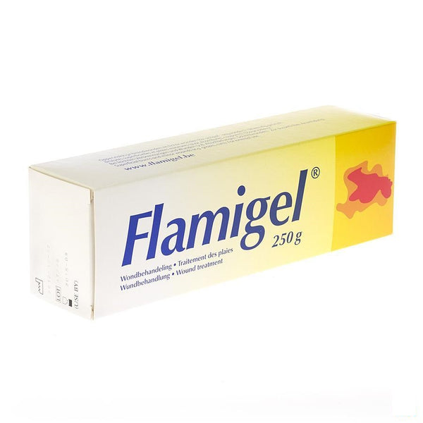 Flamigel Tube 250g - Flen Pharma - InstaCosmetic