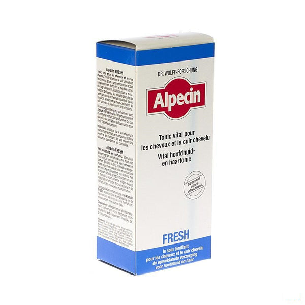 Alpecin Fresh Lotion 200ml 20213 - Alcina Cosmetic Belux - InstaCosmetic