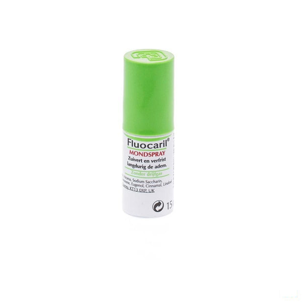 Fluocaril Spray 15ml - Procter & Gamble - InstaCosmetic