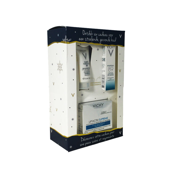 Vichy Liftactiv Supreme + Gratis Pureté Thermale & Mineral 89 - InstaCosmetic - InstaCosmetic