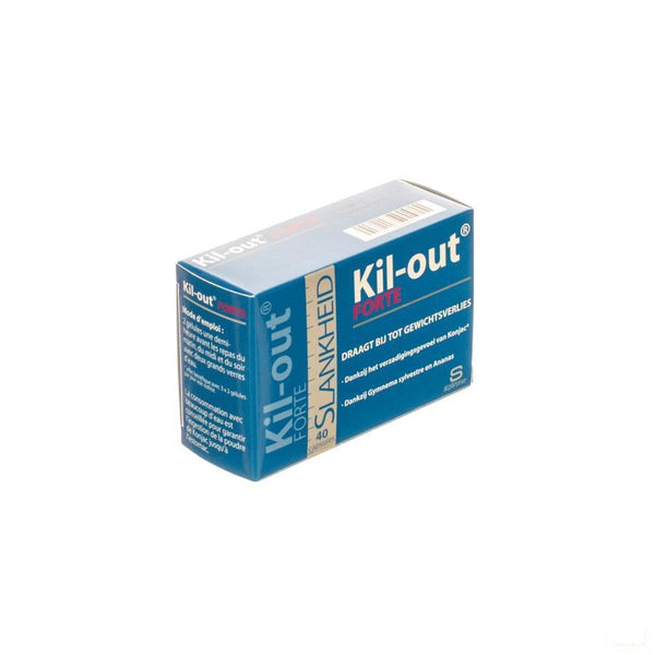 Kil Out Forte Capsules 40 - Superphar - InstaCosmetic