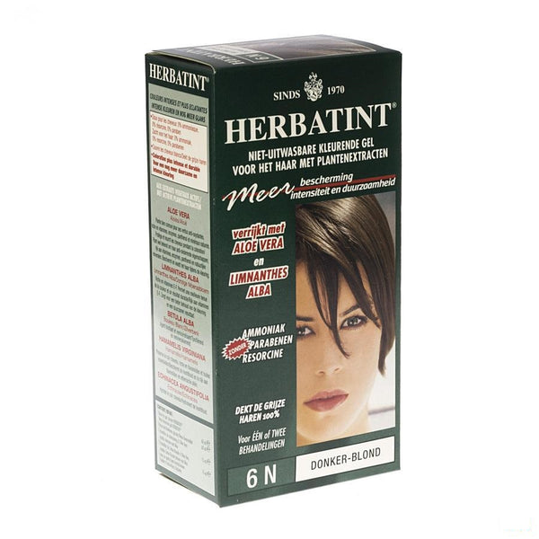 Herbatint Blond Donker 6n - Phytal-crea - InstaCosmetic