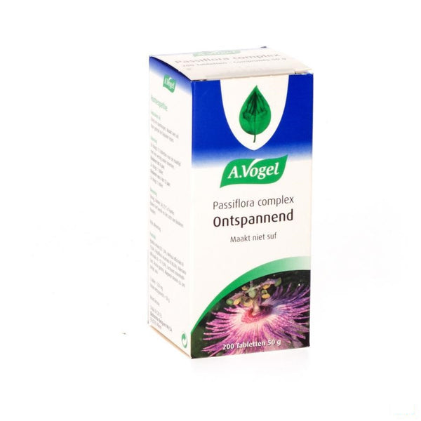 Vogel Passiflora Complex Tabletten 200 - A. Vogel - InstaCosmetic