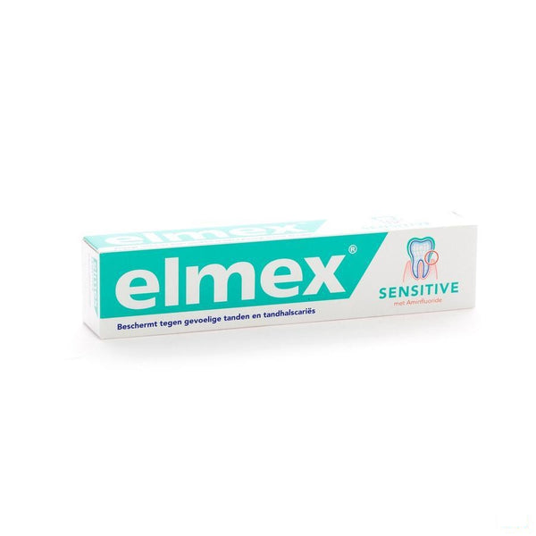Elmex Sensitive Tandpasta Tube 75ml - Elmex-meridol - InstaCosmetic