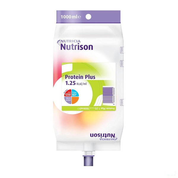 Nutrison Pack Protein Plus 1000ml - Nutricia - InstaCosmetic