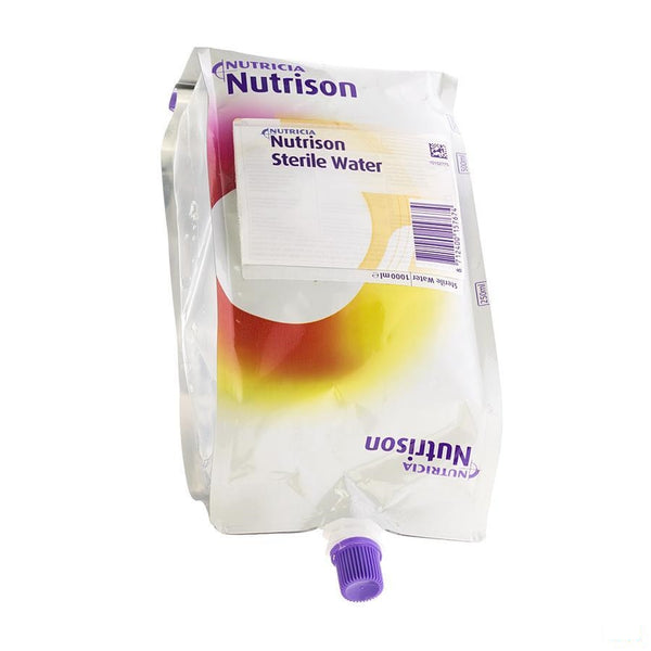Nutrison Pack Steriel Water 1000ml - Nutricia - InstaCosmetic