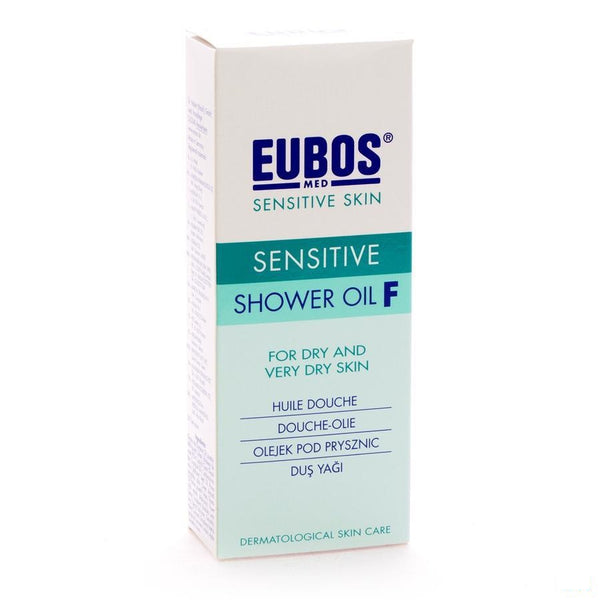 Eubos Douche Olie F Sensitive 200ml - I.d. Phar - InstaCosmetic