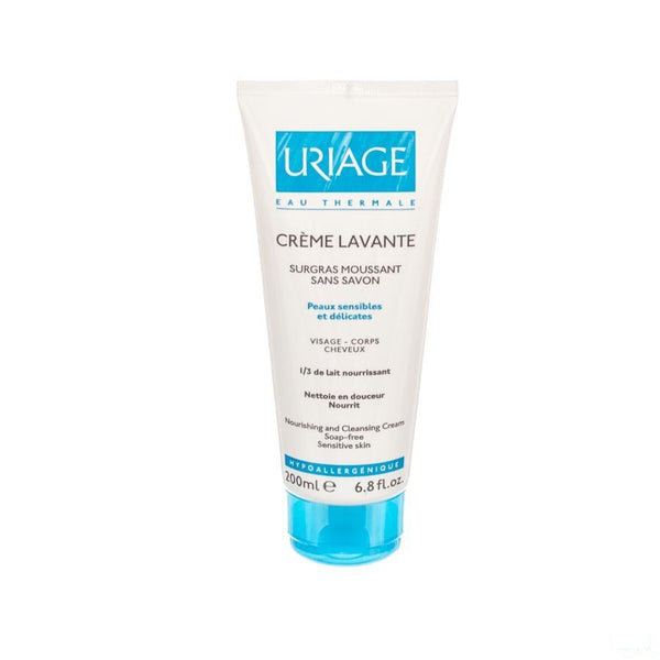 Uriage Thermale Wascreme 200ml - Uriage - InstaCosmetic