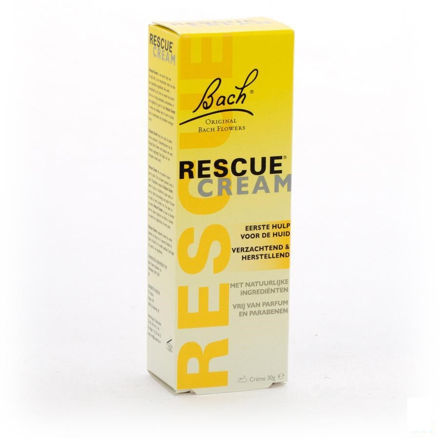 Bach Flower Rescue Creme 30 G