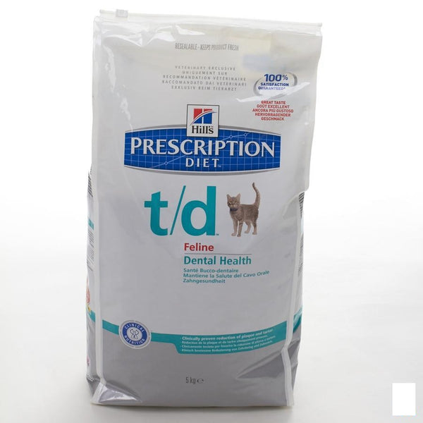 Hills Prescrip.diet Feline Td 5kg 8606m - Hill's Pet Nutrition - InstaCosmetic