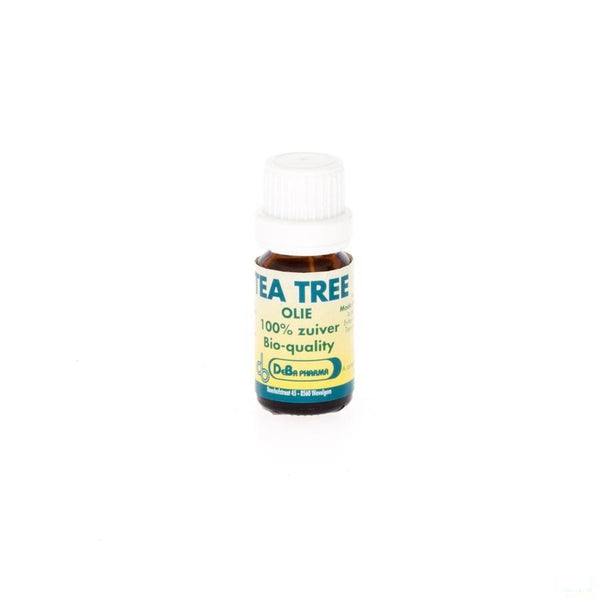Tea Tree Huile/ Olie 10ml Deba - Deba Pharma - InstaCosmetic