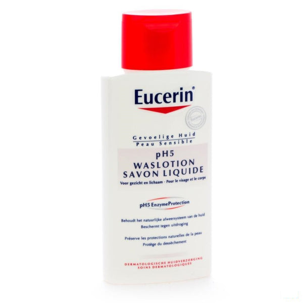 Eucerin Ph5 Waslotion 200ml - Beiersdorf - InstaCosmetic