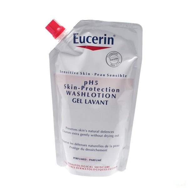 Eucerin pH5 Waslotion Navulling 400ml - Beiersdorf - InstaCosmetic