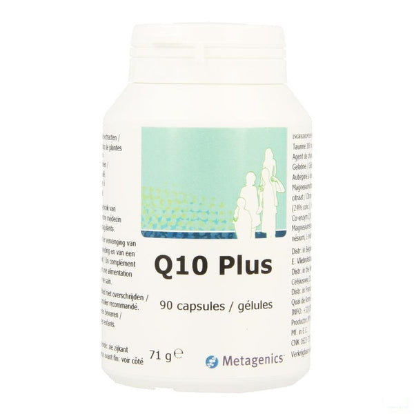 Q10 Plus 90 Caps - Metagenics - InstaCosmetic