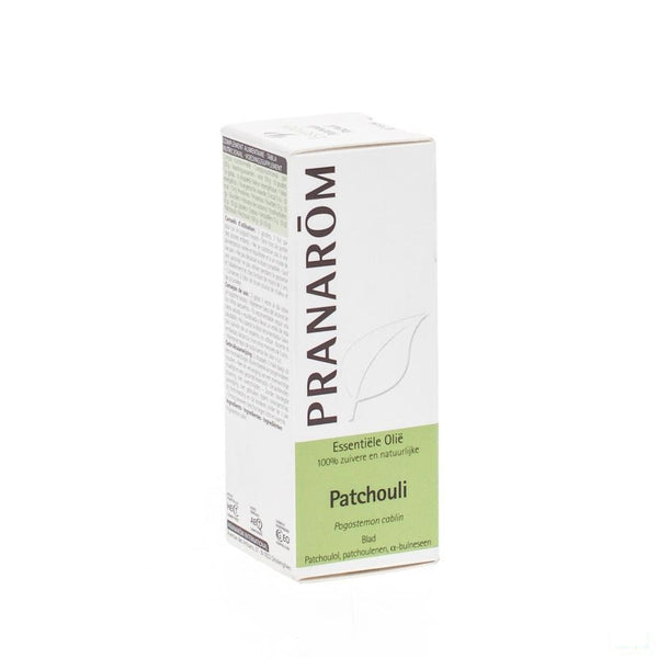 Patchouli Ess Olie 5ml Pranarom - Pranarom International Sa - InstaCosmetic