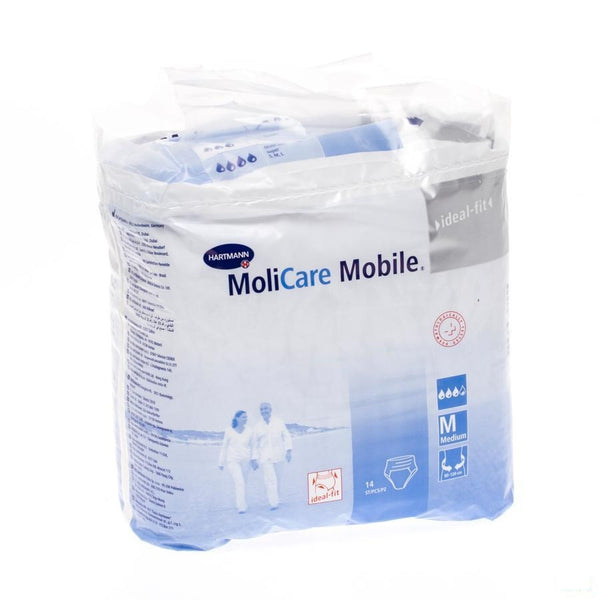 Molicare Mobile Medium 14 9158320 - Hartmann P. - InstaCosmetic