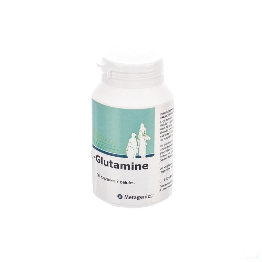 L-glutamine Capsules 90 534 Metagenics