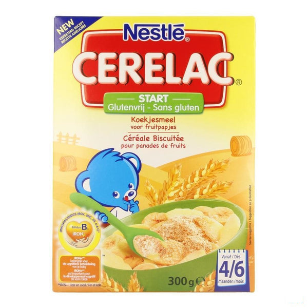 Cerelac Start Zuigeling-bb 4m 300g - Nestle - InstaCosmetic