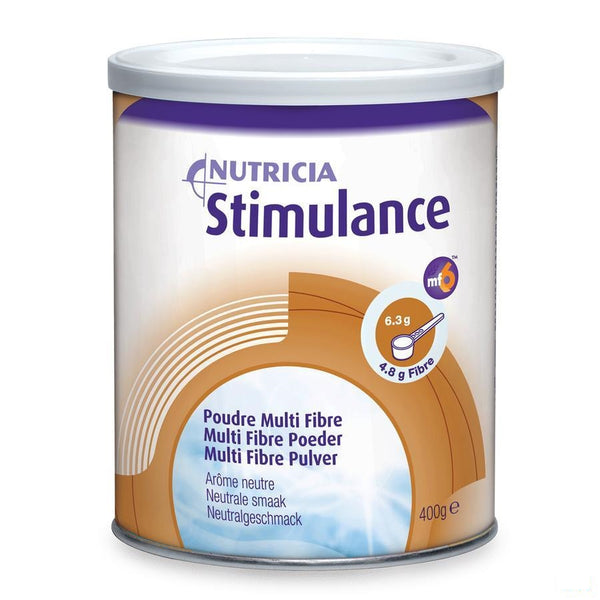 Stimulance Multi Fibre Mix Pdr 400g - Nutricia - InstaCosmetic