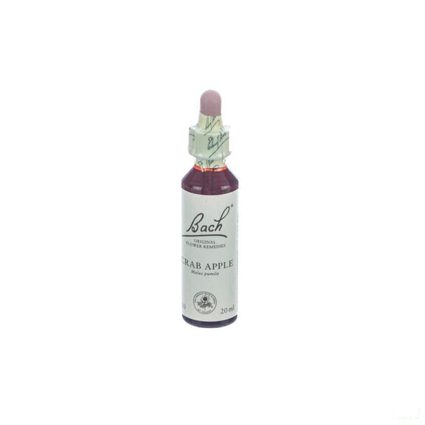 Bach Flower Remedie 10 Crab Apple 20ml - Bach - InstaCosmetic