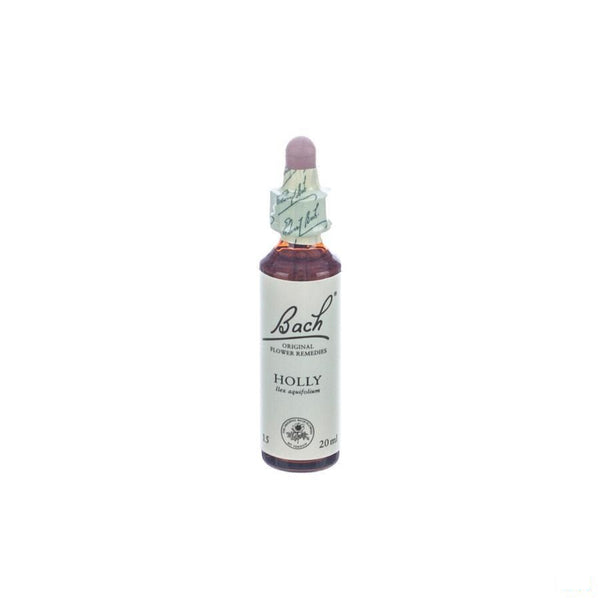 Bach Flower Remedie 15 Holly 20ml - Bach - InstaCosmetic