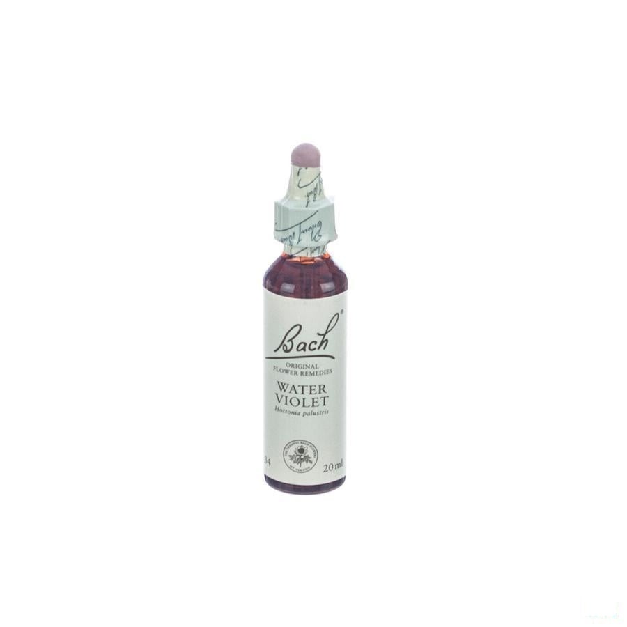 Bach Flower Remedie 34 Water Violet 20 Ml