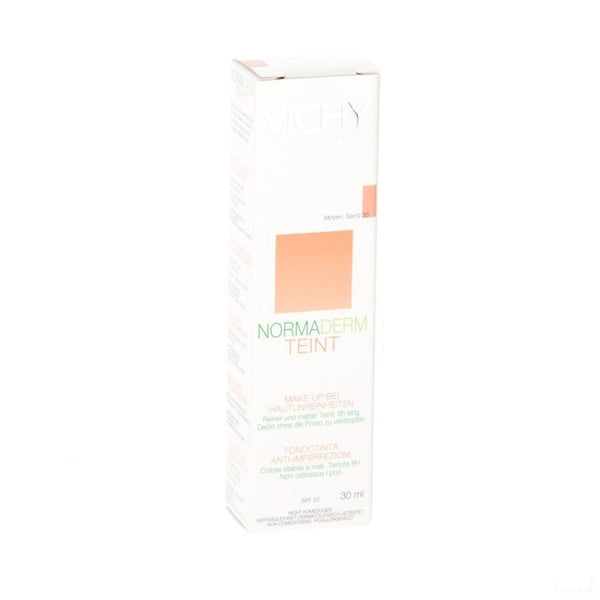 Vichy Fdt Normaderm Teint 35 Sand 30ml - Vichy - InstaCosmetic