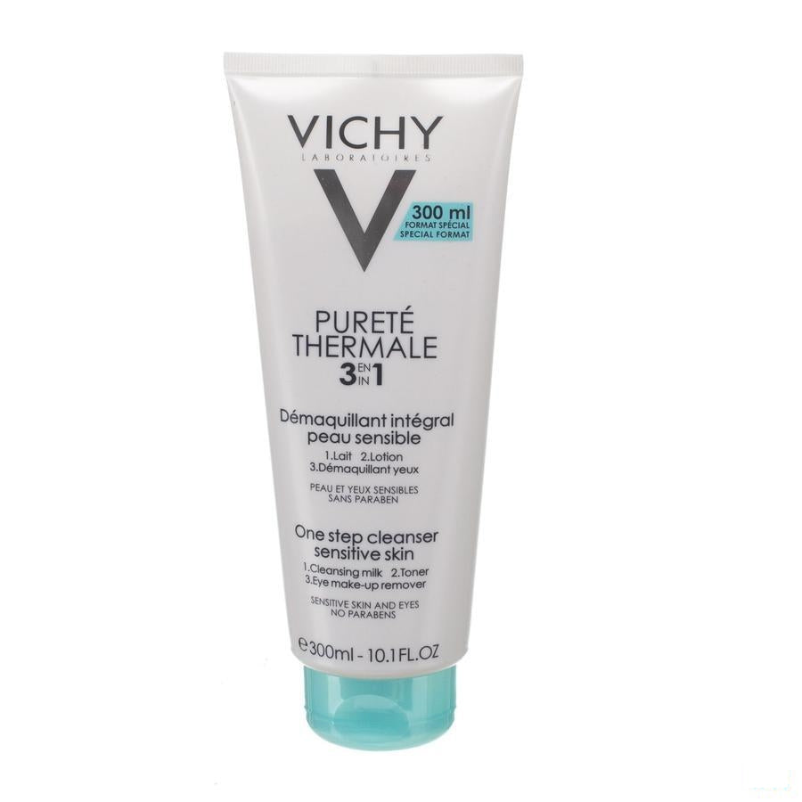 Vichy Pureté Reiniging Integraal 3in1 400ml