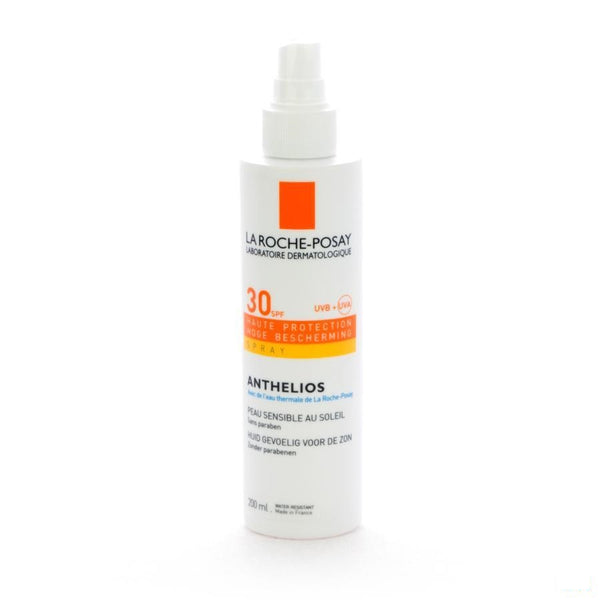 La Roche-Posay - Anthelios Zonnespray SPF30 200ml - Lrp - InstaCosmetic