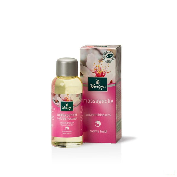 Kneipp Massage Olie Amandel 100ml