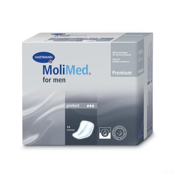 Molimed For Men Protect Inlegluier 14 1687057 - Hartmann P. - InstaCosmetic