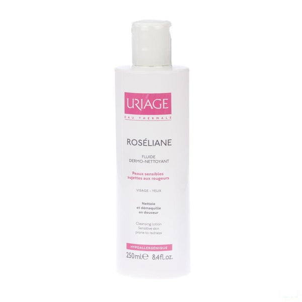 Uriage Roseliane Dermo Reiniging 250ml - Uriage - InstaCosmetic