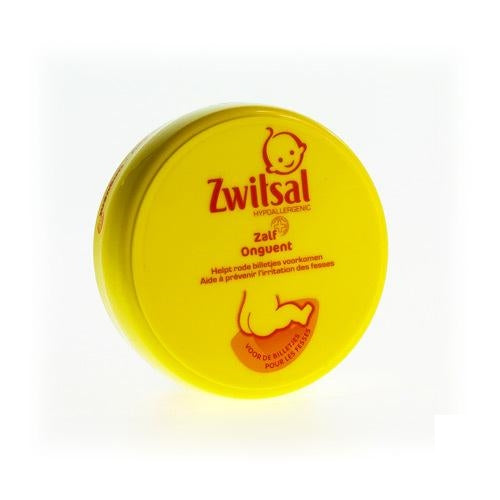 Zwitsal Bb Zalf Voor De Billetjes Pot 150ml - Zwitsal - InstaCosmetic