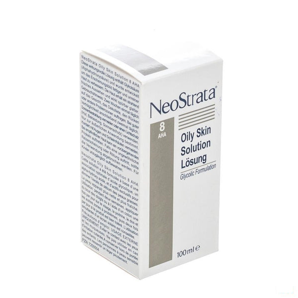 Neostrata Oily Skin Solution 8 Aha 100ml - Hdp Medical Int. - InstaCosmetic